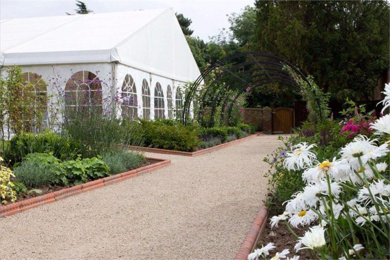 The Walled Garden at Beeston Fields - Nottinghamshire ...
